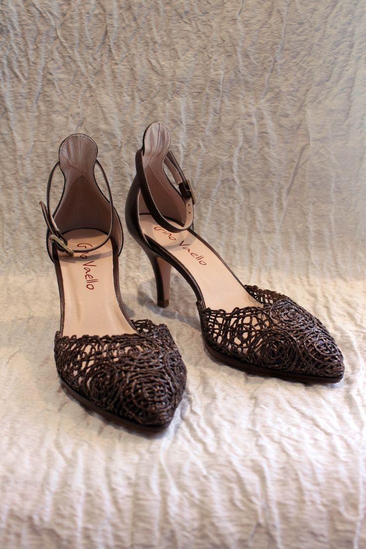 Gino Vaellon ruskeat punos kengät - by Marja
