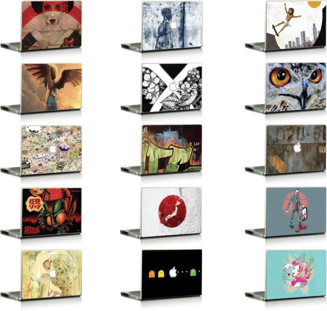 laptop skins - Bing Images