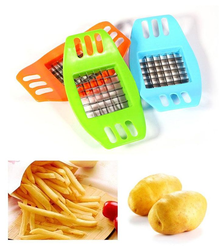 Potato cutting device cut fries potatoes cut Multifunctional Manual potato cutter kitchen cooking tools spiral potato cutter