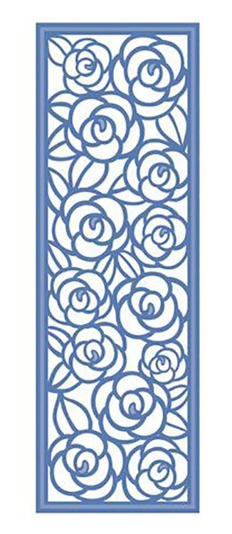 Creative Expressions/Sue Wilson: Mini Striplets Collection - Rose Garden