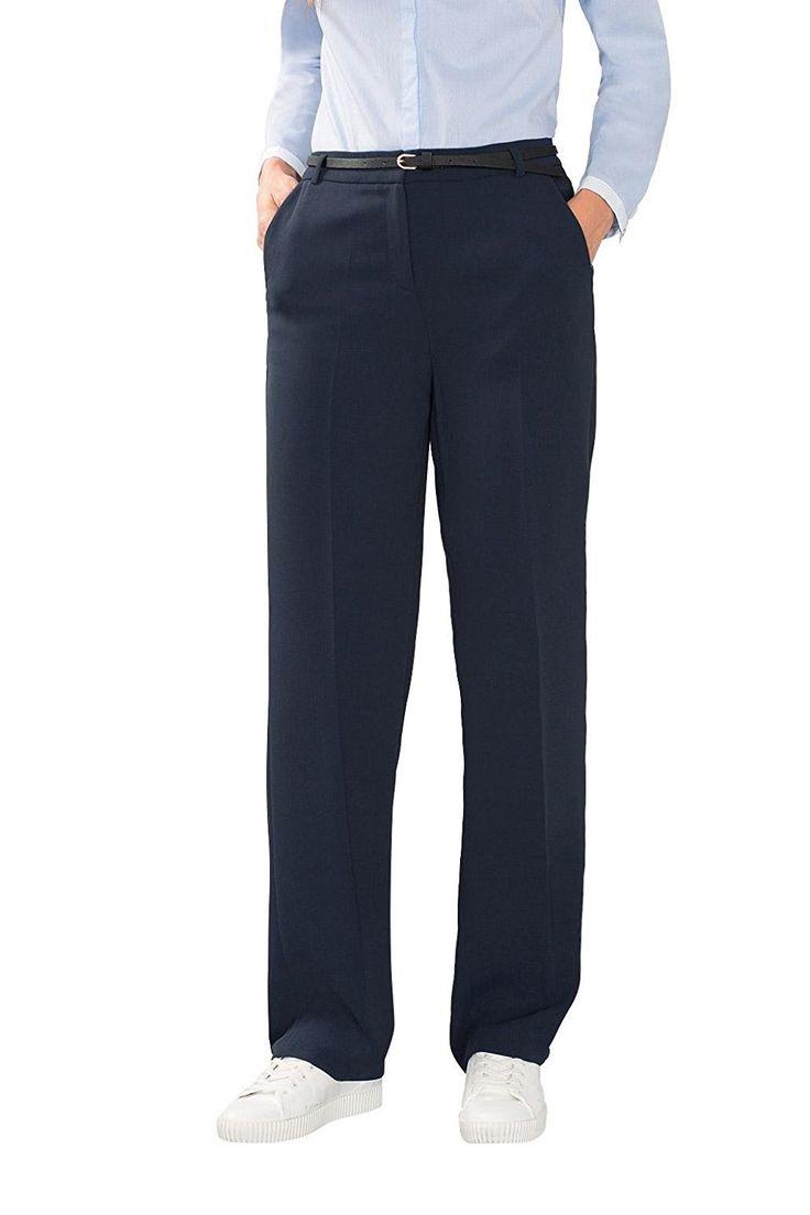 ESPRIT Collection Women's Trousers 106EO1B004: Amazon.de: Bekleidung