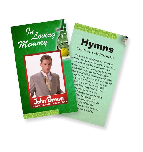 14 best Juanita cards images on Pinterest Funeral cards, Funeral - funeral brochure template