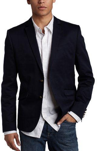 Business casual. Ben Sherman Oxbridge Blazer.