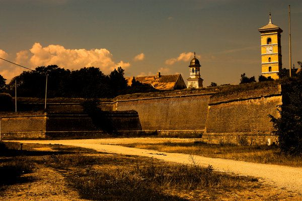 Walls of Alba Iulia by skinImIn.deviantart.com on @deviantART