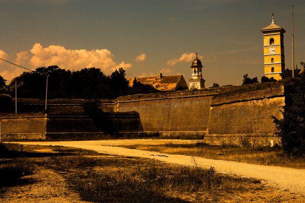 Walls of Alba Iulia by skinImIn.deviantart.com on @deviantART