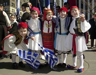 Greek Independence Day