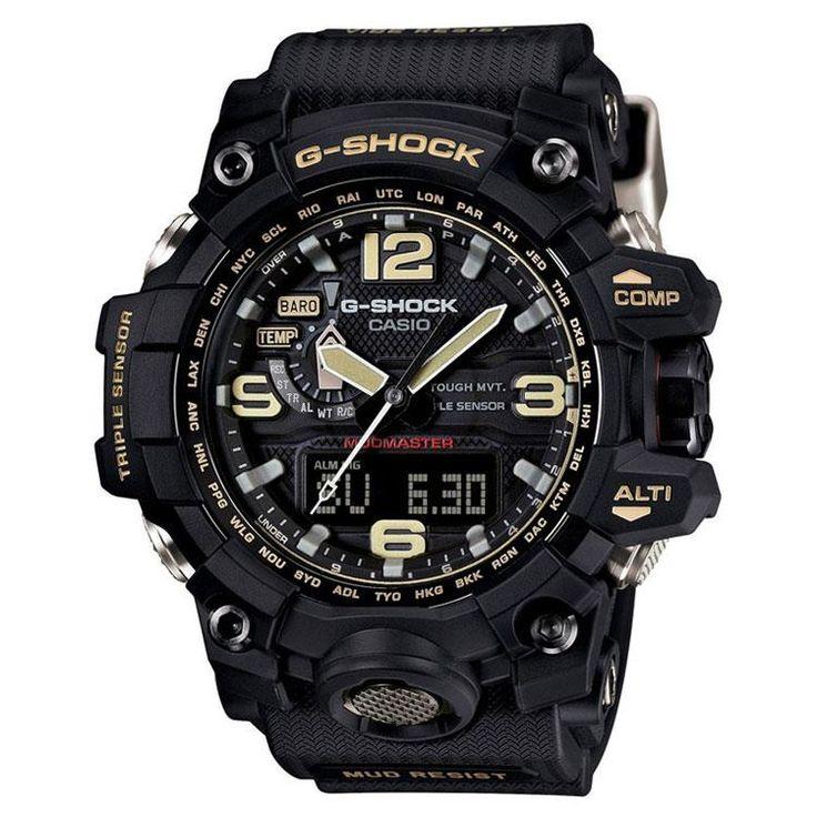 Casio G-Shock GWG-1000-1AER Mudmaster \ Kish.nl
