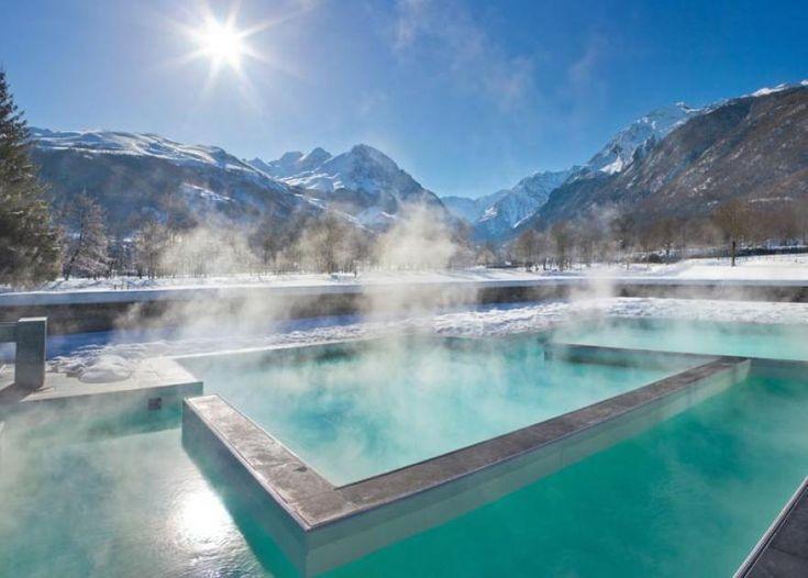 Les bains japonais