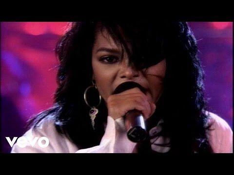 Janet Jackson - Black Cat - YouTube