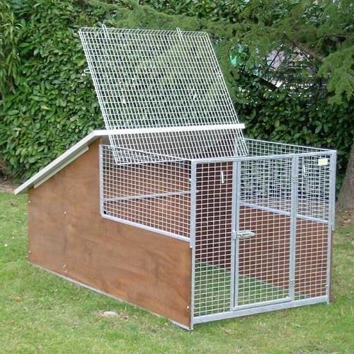Oltre 25 fantastiche idee su recinti per cani da esterno for Recinto in legno per cani