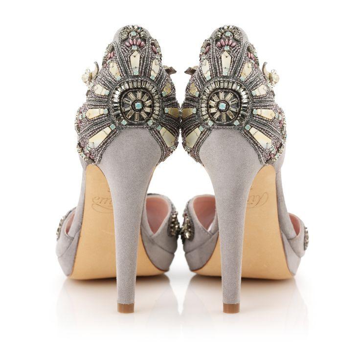 image 1327217 grey wedding shoeswedding