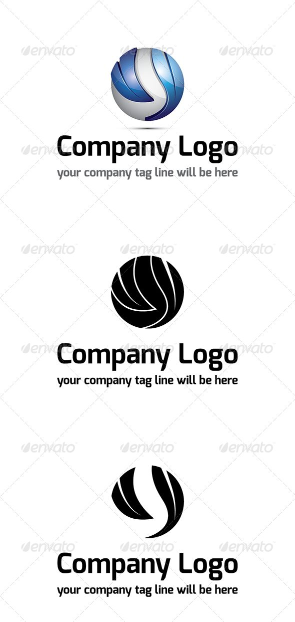 Company Logo  #GraphicRiver         Different Colors  	 Black & White  	 CMYK  	 100% vector  	 EPS (v10) and Illustrator file  	 Fully editable  	 Layered  	 Font used:  .fontsquirrel /fonts/exo  	 if you have any question or problem then please feel free to ask me,  	 please don't forgot to Rate this,  	 Thanks     Created: 25October13 GraphicsFilesIncluded: VectorEPS #AIIllustrator Layered: Yes MinimumAdobeCSVersion: CS Resolution: Resizable Tags: agriculture #beauty #black #blue…