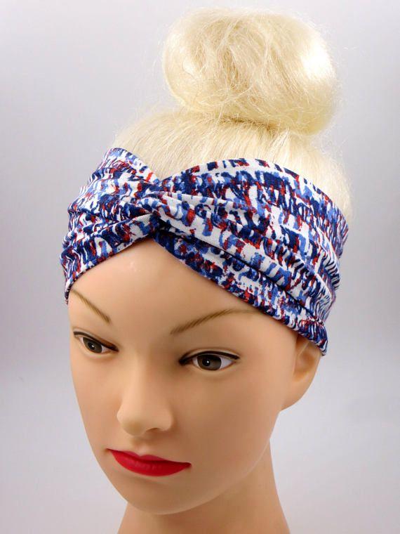 Boho Headband Adult Headband turban twist headband twisted