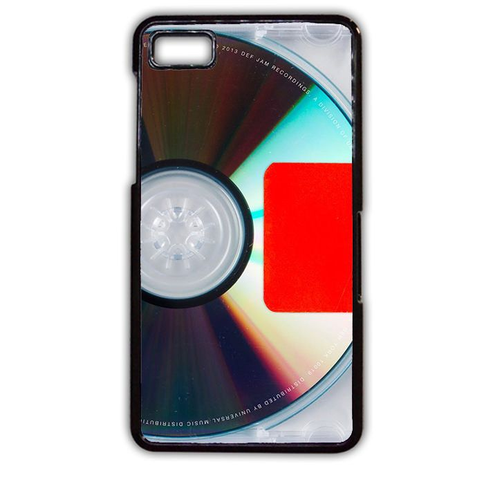 Kanye West Yeezus Album Cover TATUM-6091 Blackberry Phonecase Cover For Blackberry Q10, Blackberry Z10