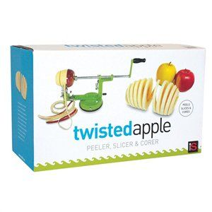 Twisted Apple Peeler  #limetreekids