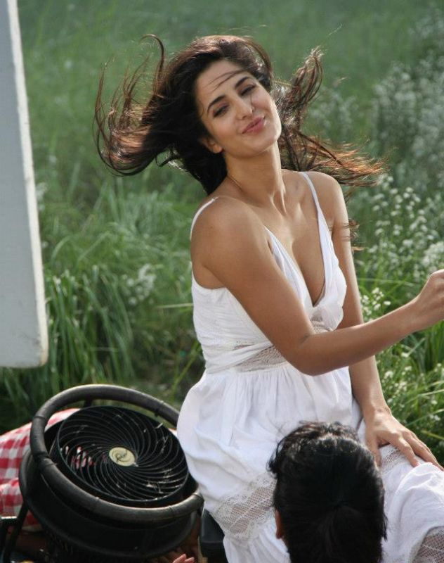 Katrina Kaif Hot Unseen Pic in White