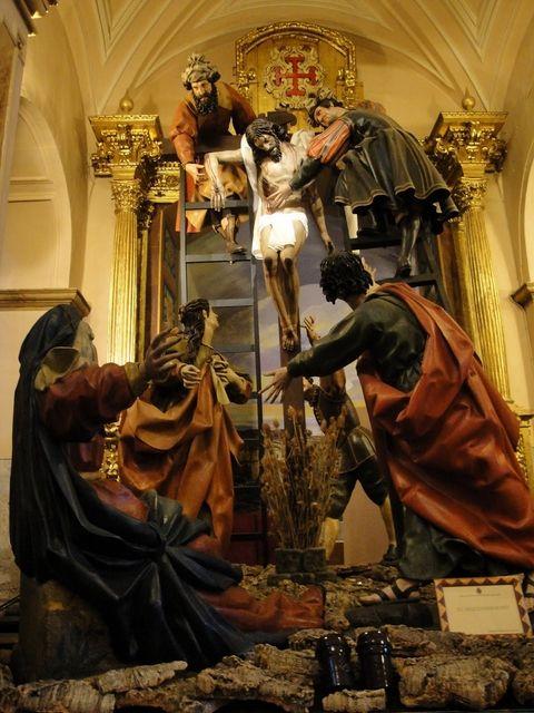 Gregorio Fernández - El Descendimiento - 1623