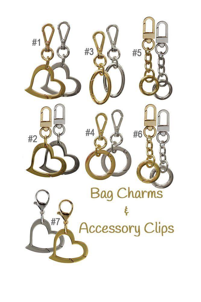 Handbag Accessories Bag Charms