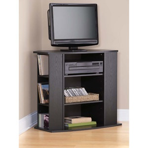 tall tv stand for bedroom. Mainstays Tall Corner TV Stand  for TVs up to 32 Best 25 corner tv stand ideas on Pinterest Rustic unit