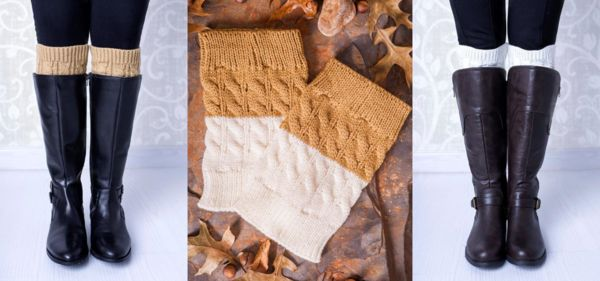 Read why our Reversible Boot Cuffs Rock! – Mademois-elle