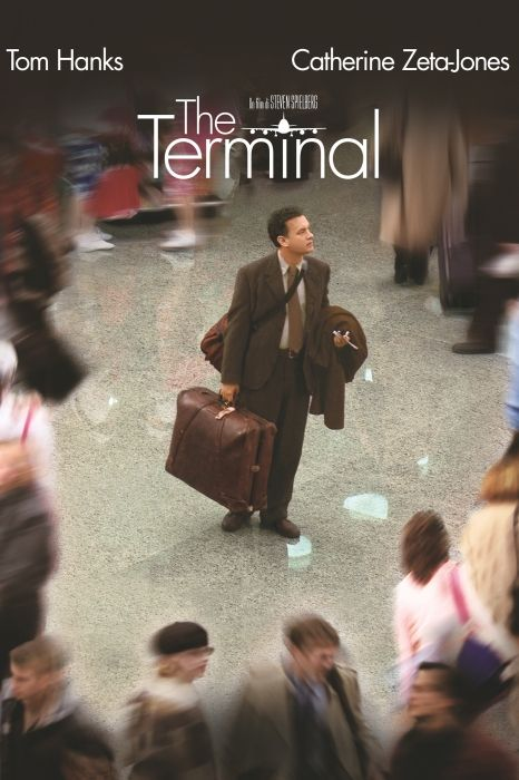 tom hank in the Terminal. Overcoming being stuck when others want you to fail.