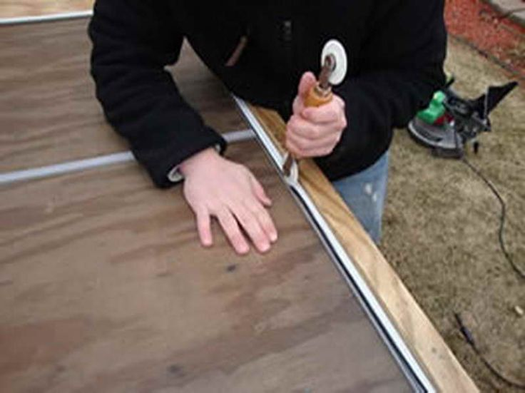 reinstate the adjustable window screens with right method - Window Screen Frame Replacement