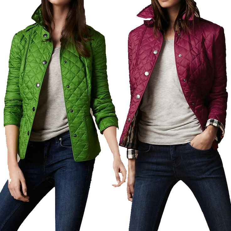 High Quality Autumn And Winter Women's Vintage Plaid Slim Wadded Jacket Plus Size Cotton-padded Outerwear