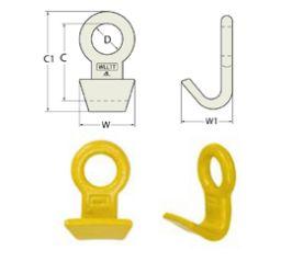 Drum Hook, Eye Type - Other Hook