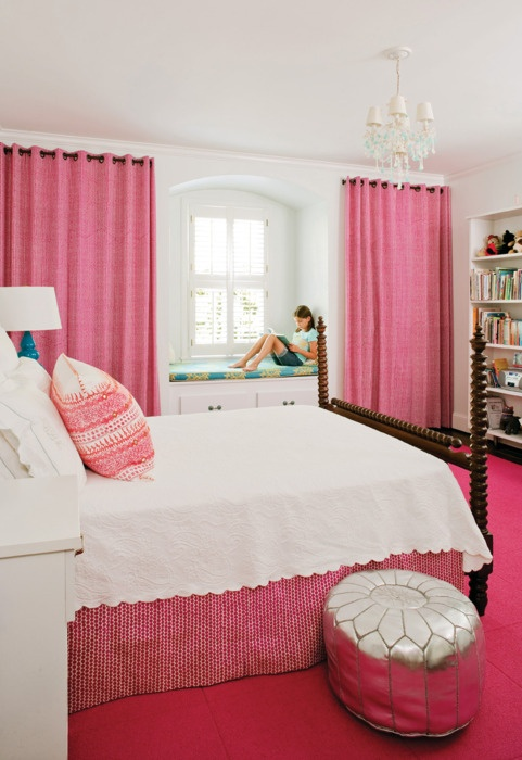 17 best images about pink rooms on pinterest window for 4 year old bedroom ideas