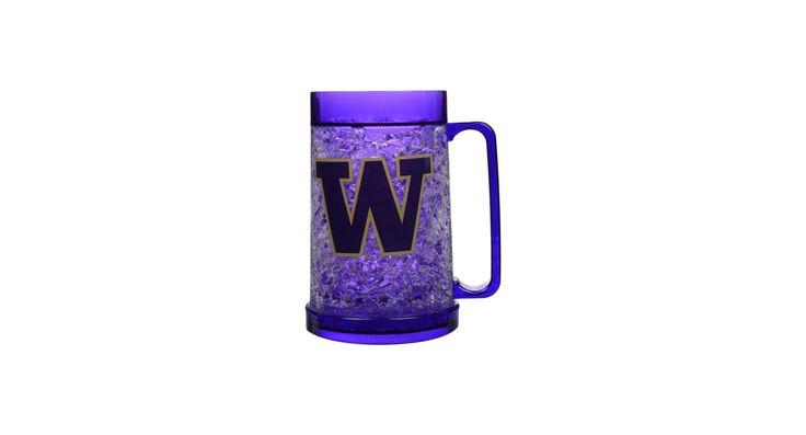 Memory Company Washington Huskies 16 oz. Freezer Mug