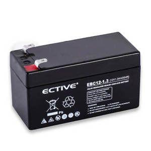 a ective ebc12 13 plomo bateria 12v 13ah sai agm vrla plomo gel malla de bateria bateria
