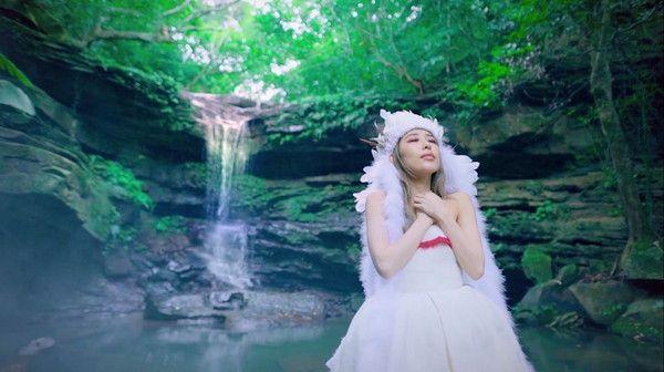 加藤ミリヤが雄大な自然に囲まれて歌うモアナと伝説の海エンドソングMV公開