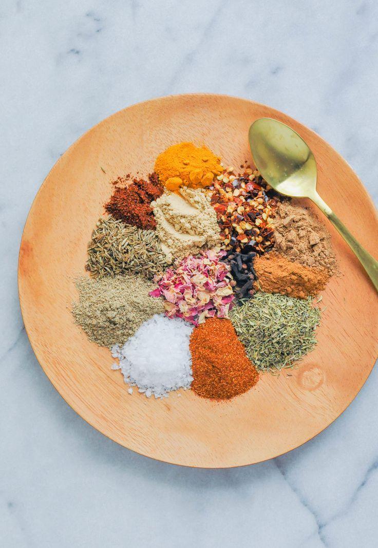Ras El Hanout Spice Mix Recipe Spices Spice Mixes Sumac Spice