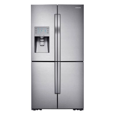 Love Samsung's new four door fridge/freezer! Beautiful