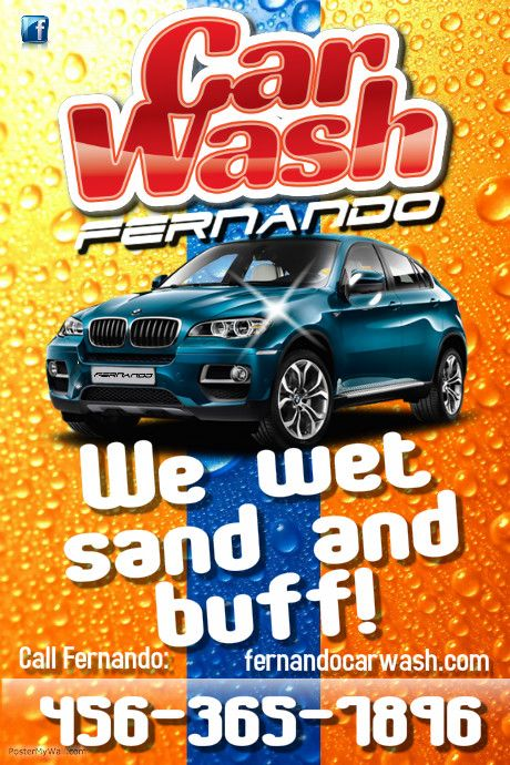 85 best CAR\/Racing Posters images on Pinterest Business, Car - car wash flyer template
