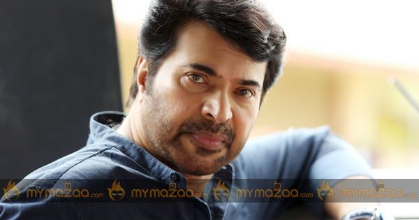 #AjuVarghese Takes Lessons From #Mammootty !