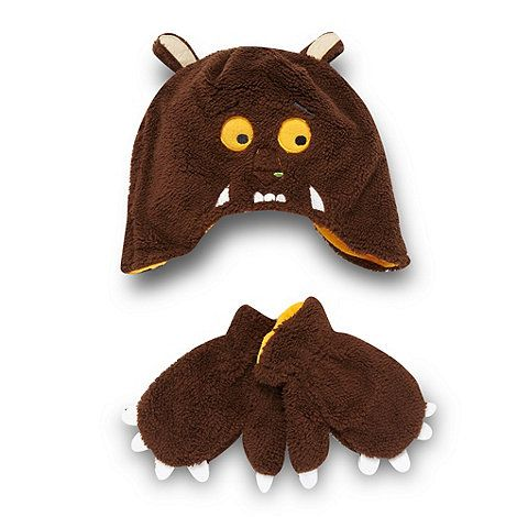 gruffalo costume pattern - Google Search