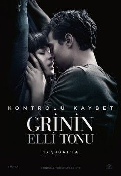 Grinin Elli Tonu - Fifty Shades of Grey 2015 - HDRip XviD - Türkçe Altyazı