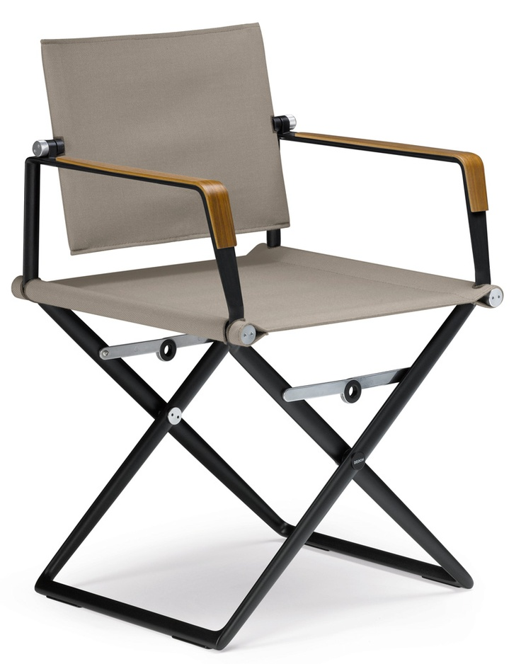 Dedon SeaX lounge chair, price upon request. Kolo Collection. (404) 355-1717; kolocollection.com