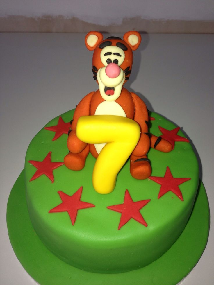 25 Best Ideas About 7th Birthday Cakes On Pinterest 6th