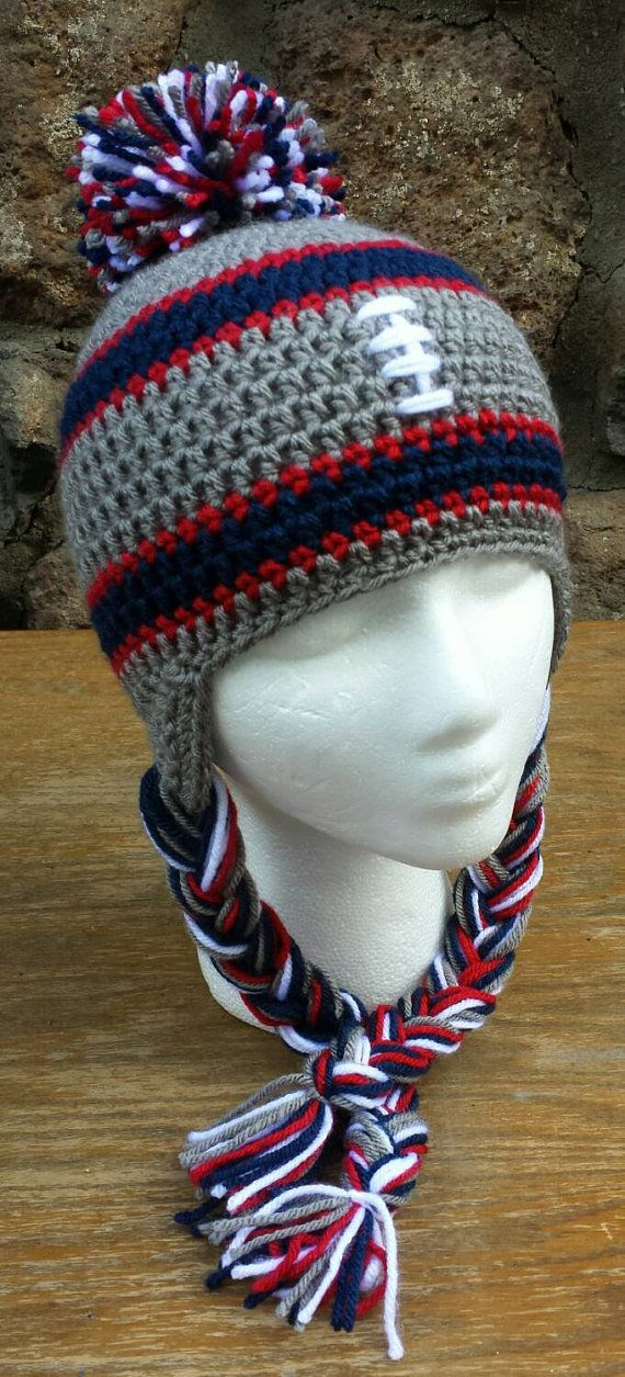 New England Patriots New England Patriots Baby by AtTheLilyPond