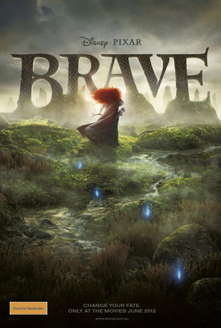 Disney•Pixar's Brave - Only at the Movies June 21