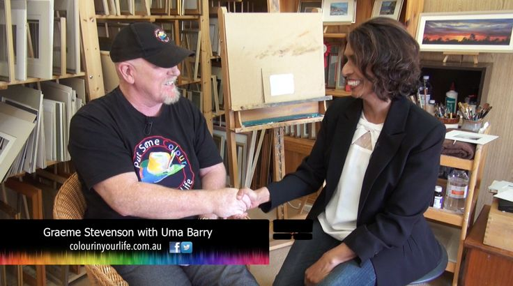 Graeme Stevenson and Uma Barry Episode: 1006