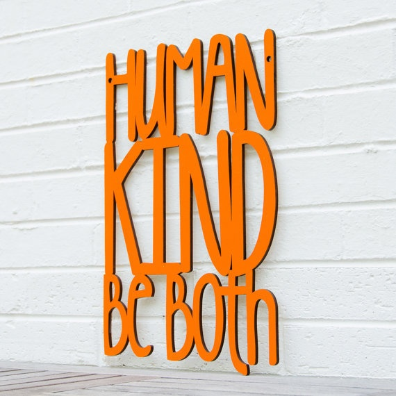 Human.kind - Be Both