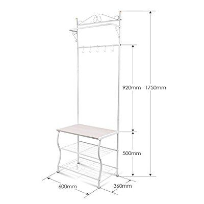 best 25 kleiderst nder metall ideas on pinterest fu leisten holz b cherregal aus metall and. Black Bedroom Furniture Sets. Home Design Ideas