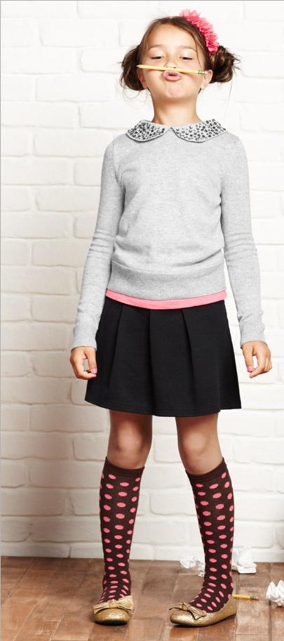 ... school uniform lookbooks: how will you wear yours? - Inbox - Yahoo