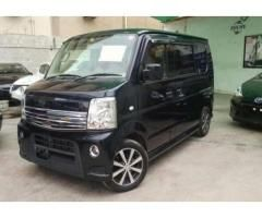 Suzuki Every Wagon Black Color Almost In New Condition Sale In Karachi