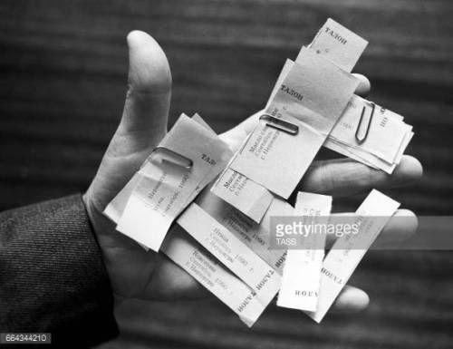 07-01 Yakutiya. The ration stamp system was imposed in Neryungri... #neryungri: 07-01 Yakutiya. The ration stamp system was… #neryungri