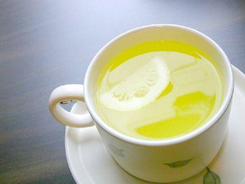 Té de Limón con Lemongrass
