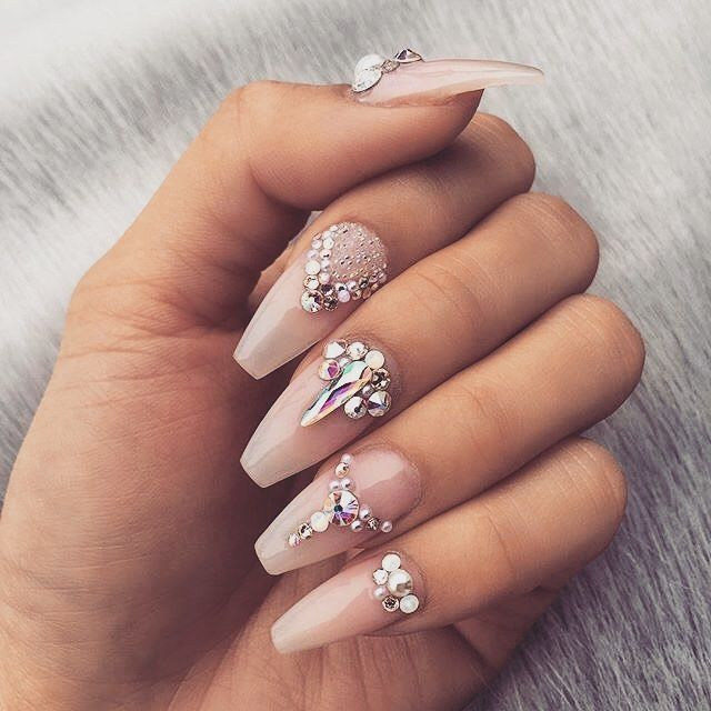 100 Bright Summer Nail Designs 2019 Nails Design With